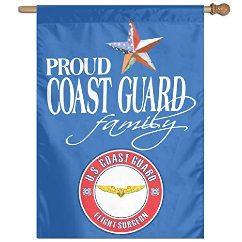 - JANLAGERFLAG Proud Coast Guard Family 27