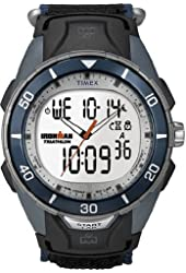 Timex Ironman 50-lap Dual Tech Ana-digi Grey Dial Men's watch #T5K400