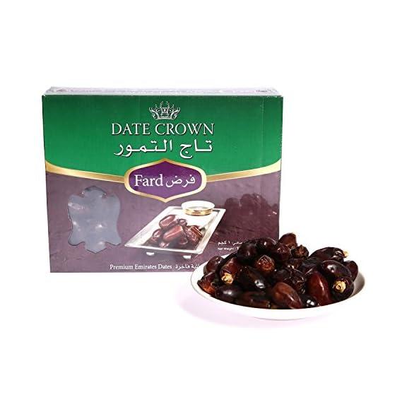 date Crown UAE Fard Dates (1 kg)