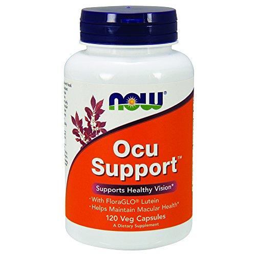 NOW Ocu Support 120 Capsules