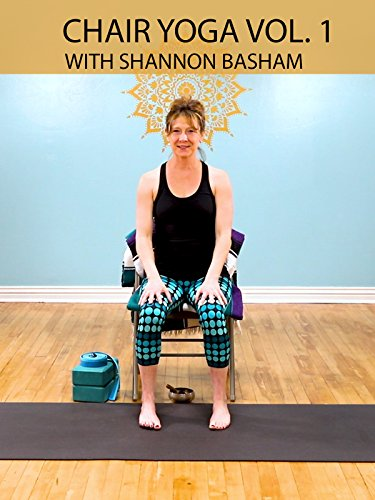 Chair Yoga Vol. 1 with Shannon Basham (Chair Yoga For Seniors Dvd)