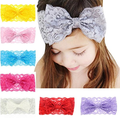Headbands Knotted Hairbands Newborn Childrens