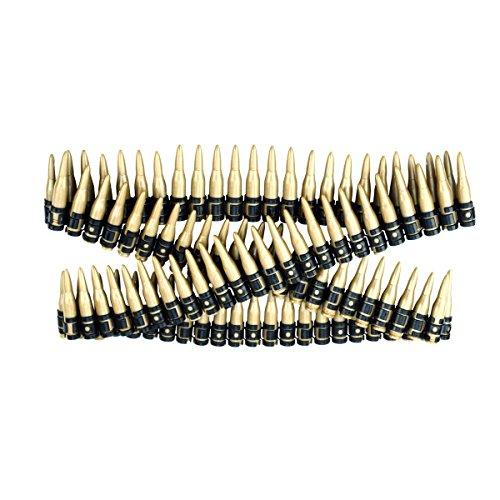 "60"" Plastic Toy Ammo Bullet Belt Bandolier"