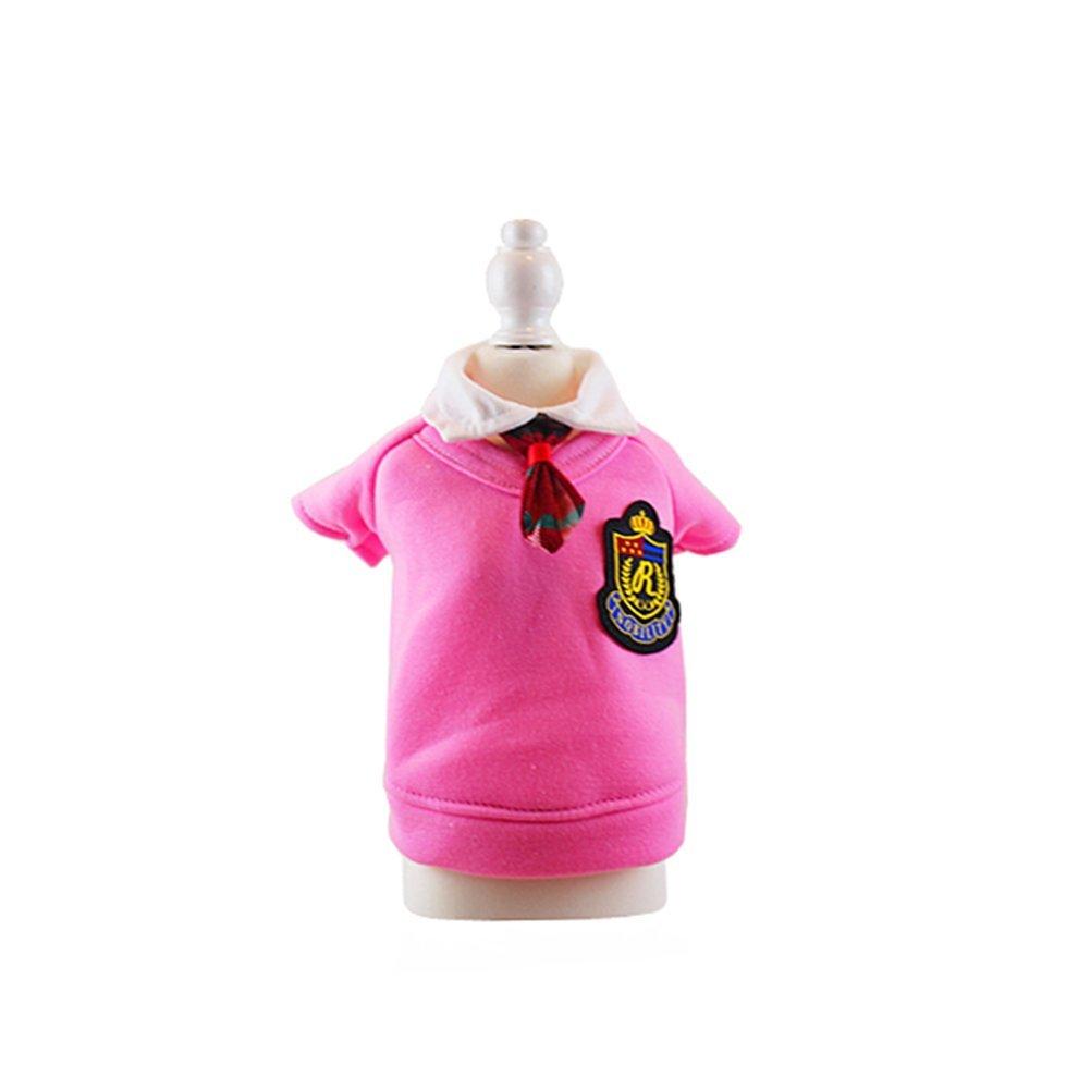 ZeroTone - Vestido de algodón para Mascotas, Perros, Gatos, 2 ...