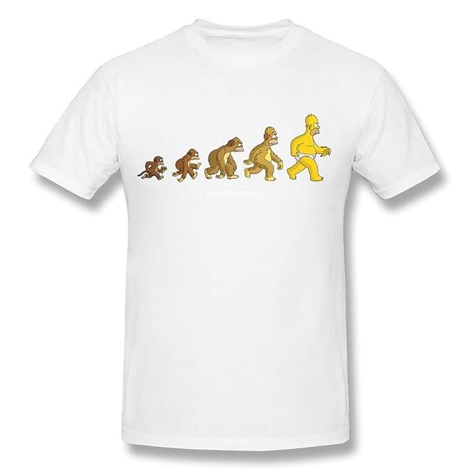Camiseta evolucion de homerhttps://amzn.to/2SH8gct