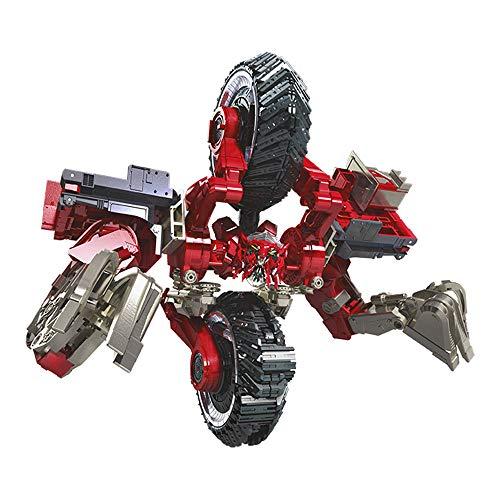Transformers Toys Studio Series 55 Leader Class Revenge of The Fallen Constructicon Scavenger Action Figure - Kids Ages 8 & Up, 8.5