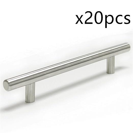 fbshop (TM) Pack de 20 - T Bar cajón chapado en acero ...