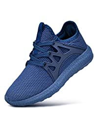 Feetmat Kids Sneakers Ultra Breathable Athletic Running Walking Tennis Shoes for Boys Girls