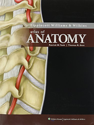 Moore, Clinically Oriented Anatomy, 6e, N.A. & Tank, Lippincott Williams & Wilkins Atlas of Anatomy Package