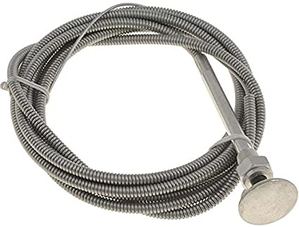 55196 Dorman Control Cables With 1 In 6 Ft Length Chrome Knob
