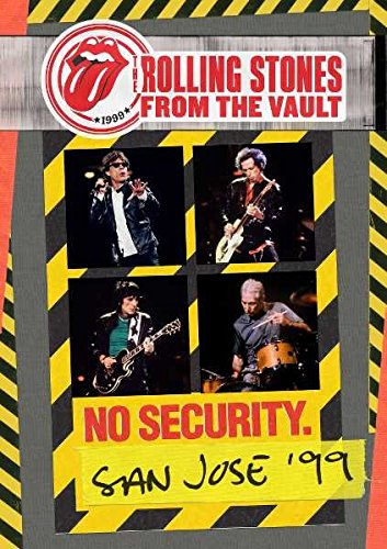 DVD : From The Vaults: No Security - San Jose 1999 (United Kingdom - Import, NTSC Region 0)