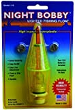 Rieadco NL118Y Night-Lighted Bobber, 1-1/8-Inch, Stick Yell