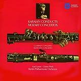 モーツァルト:クラリネット協奏曲、バスーン協奏曲
