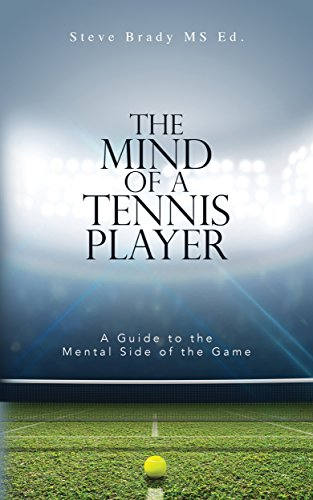 (The Mind Of A Tennis Player: A Guide to the Mental Side of the Game)