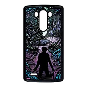 Rock Band ADTR A Day To Remember LG G3 Cell Phone Case Black USY592998
