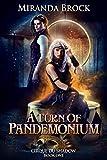 A Turn of Pandemonium (Cirque du Shadow Book 1)