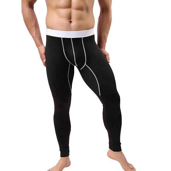e8fdb1affa96 Overdose Clearance Sale Men's Thermal Trousers Long Johns Warm Underwear  Baselayer Leggings Pants (24-