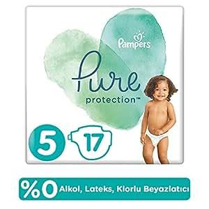 Prima Pure Bebek Bezi 5 Beden, 17 Adet