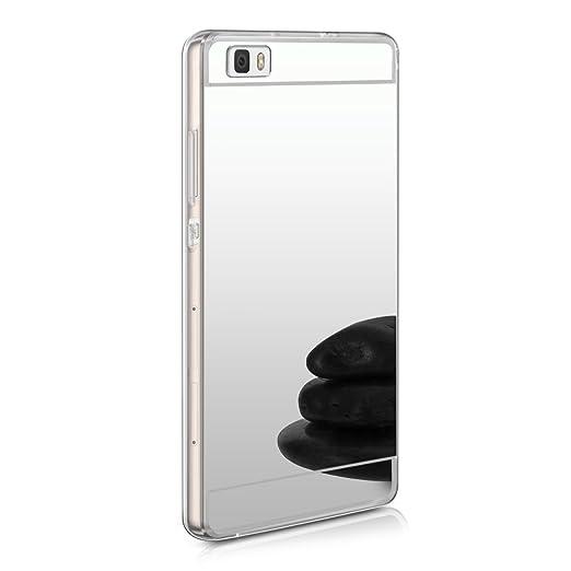 116 opinioni per kwmobile Cover per Huawei P8 Lite (2015)- Custodia in silicone TPU- Back case