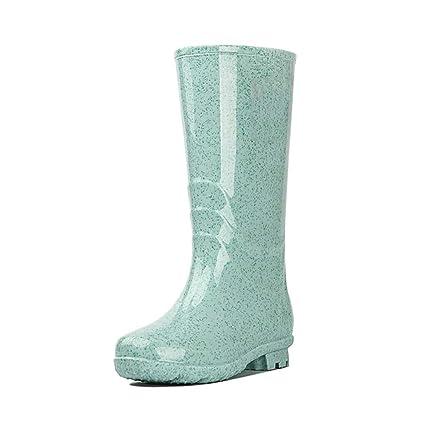 Original Stivali da pioggia alti lucido