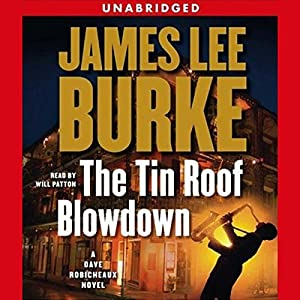 The Tin Roof Blowdown Audiobook