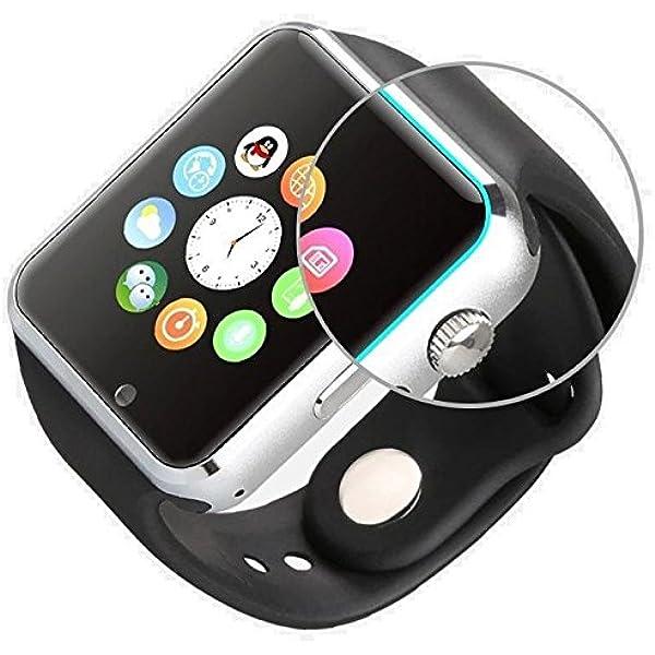 Smartwatch A1 de Pandaoo, con Bluetooth, podómetro de salud ...