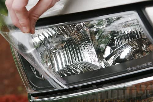 Lamin-x A008CL Headlight Cover