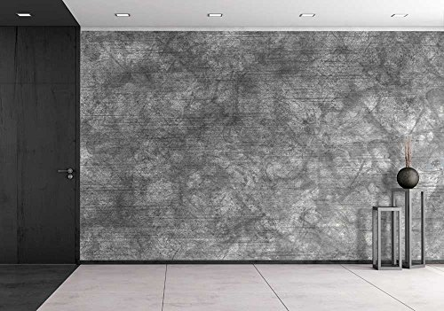 wall26 - Abstract Contemporary Texture Background - Removable Wall Mural | Self-adhesive Large Wallpaper - 100x144 inches - Cheap Removable Wallpaper
