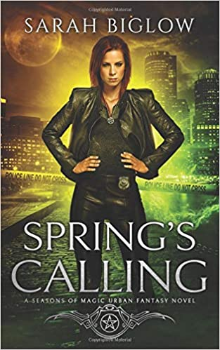 Amazon Fr Spring S Calling A Seasons Of Magic Urban