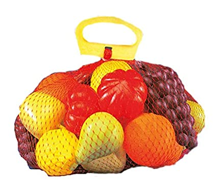 Amazon.com: Molto – Bag of Fruit (341): Toys & Games