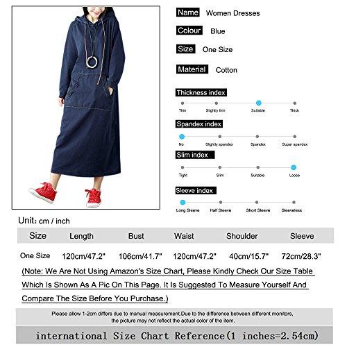 Kleider lange 120 cm