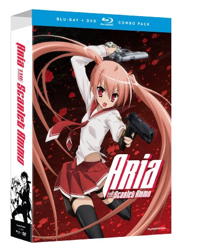 Aria: The Scarlet Ammo (Limited Edition Blu-ray/DVD Combo)