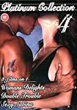 ANN SUMMERS - PLATINUM COLLECTION 4 - Womans Delights/Double Trouble/Sexy Sabina - 3 FILMS ON 1 DVD