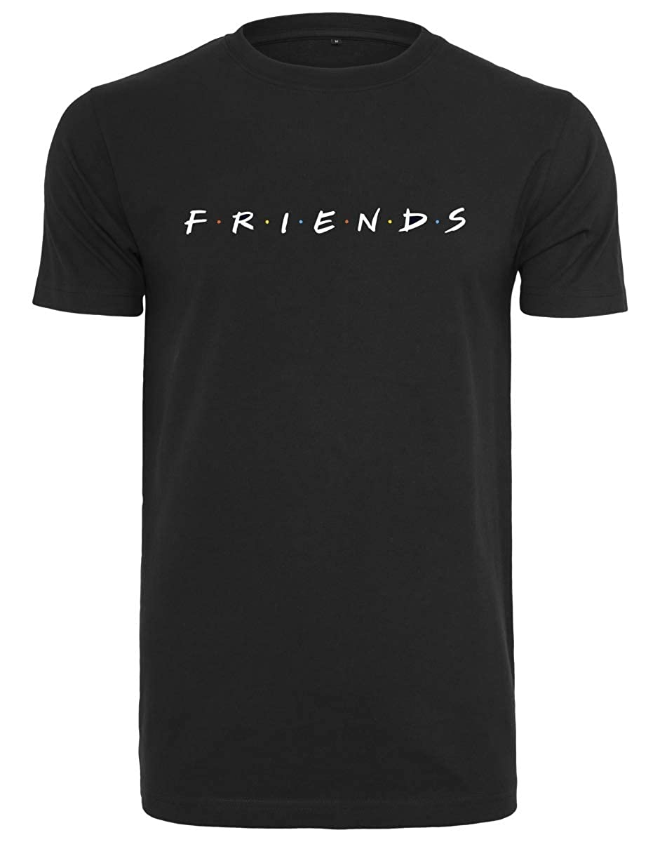 T-Shirt Uomo MERCHCODE Friends Logo