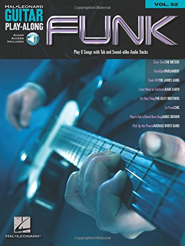 Guitar Play-Along: Funk Vol. 142, TAB und CD