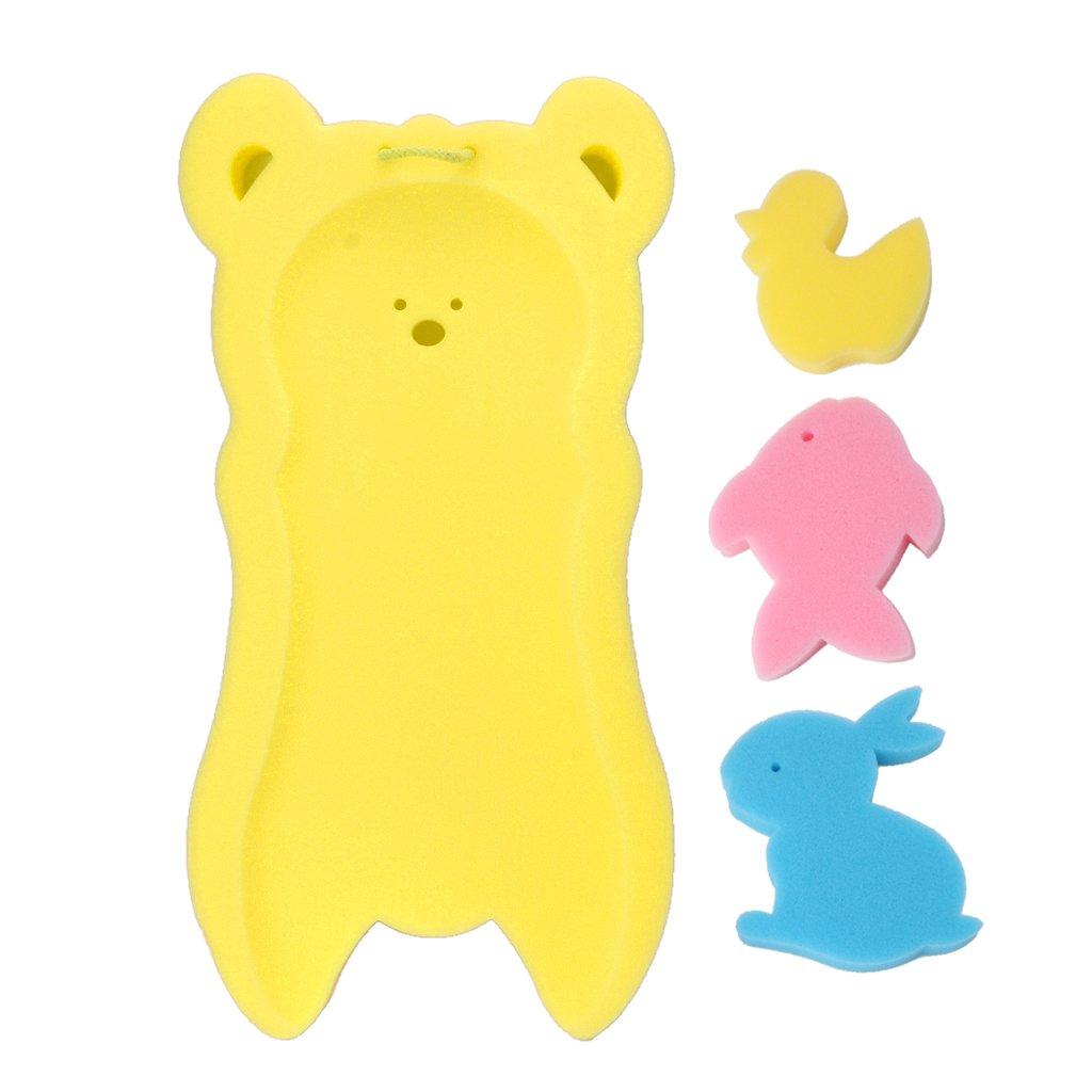 Newborn Anti-slip Sponge Foam Pad Imitation Of Uterus Environment Baby Bath Tub