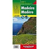 Freytag Berndt Wanderkarten, WKP 1, Madeira - Maßstab 1:30.000 (freytag & berndt Wander-Rad-Freizeitkarten)