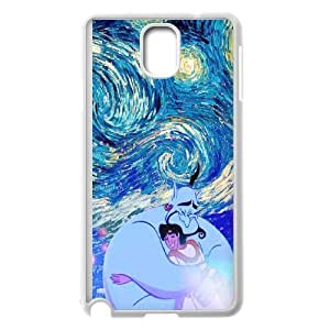 Aladdin and Jasmine - The Wonderful Lamp Productive Back Phone Case For Samsung Galaxy NOTE4 Case Cover -Pattern-13