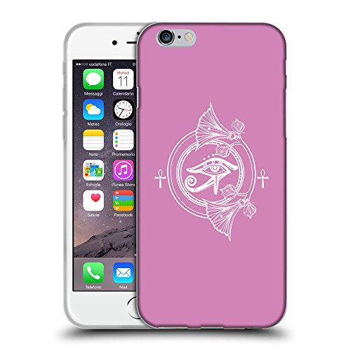 "GoGoMobile Coque de Protection TPU Silicone Case pour // Q09800618 Religion 20 Bronze // Apple iPhone 6 PLUS 5.5"""