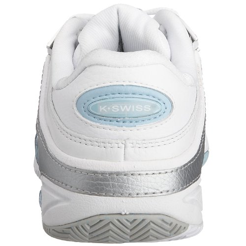 Swiss White Silver 38 K Shoes Ks 3 Women's Bluhvn Tennis Wht Light Bigshot Performance Tfw TvABwRxd