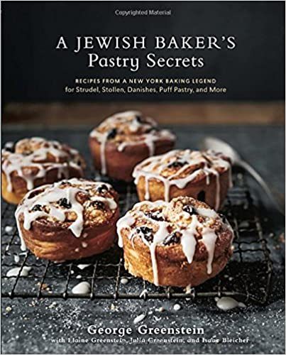 Download A Jewish Baker's Pastry Secrets: Recipes from a New York Baking Legend for Strudel, Stollen, Danishes, Puff Pastry, and More PDF