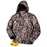 DEWALT DCHJ062B-S 20V/12V MAX Camo Heated Jacket and Adaptor, Small