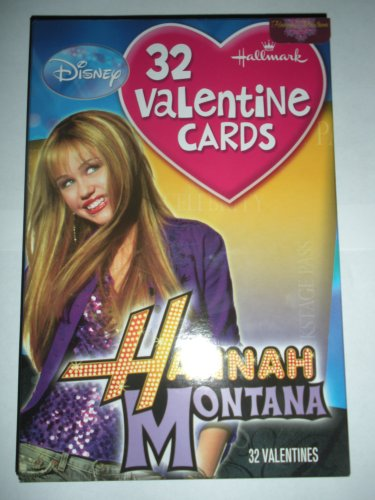 hallmark-disney-hannah-montana-valentine-cards