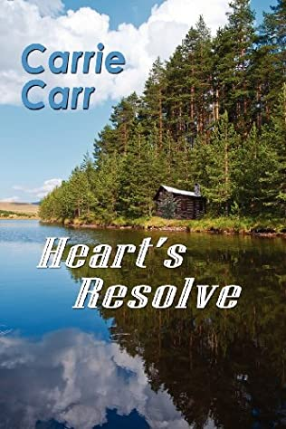 book cover of Heart\'s Resolve