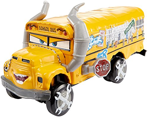 Disney Cars 1 - Disney Pixar Cars 3 Deluxe Miss Fritter Vehicle