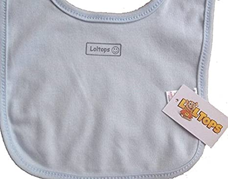 Funny Embroidered Personalised Bib Baby Shower Gift I brink until i pass out dad