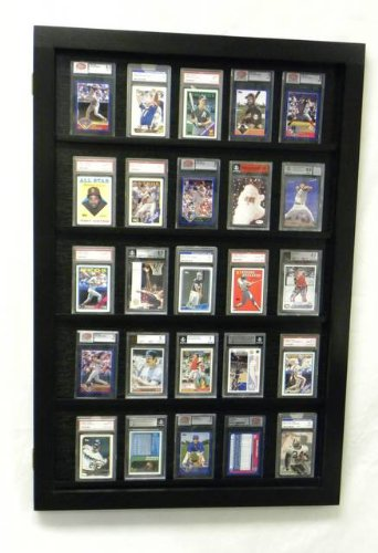 36 card display case - 9