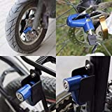 ZHANGYONG Motorcycle Security Anti Theft Lock