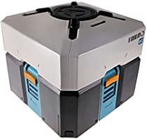 Overwatch Loot Box Deluxe Coin Bank - By Blizzard Entertainment