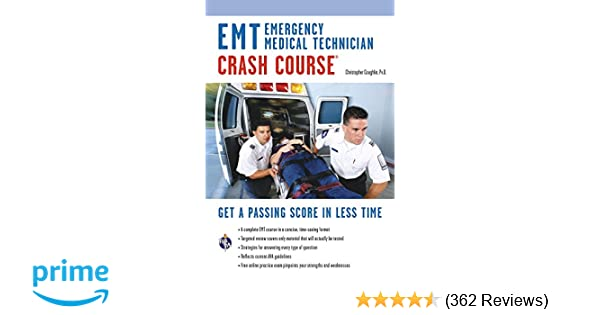 EMT Crash Course Book + Online (EMT Test Preparation